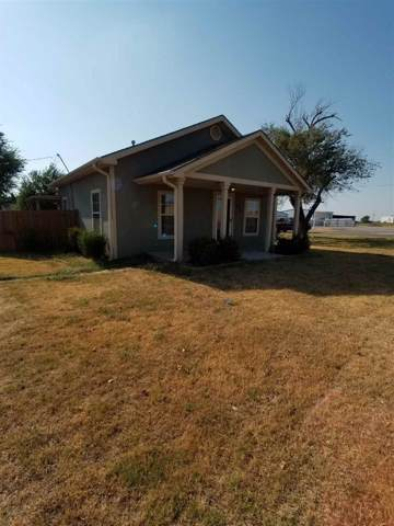 305 Central St, Fletcher, OK 73541 (MLS #154213) :: Pam & Barry's Team - RE/MAX Professionals
