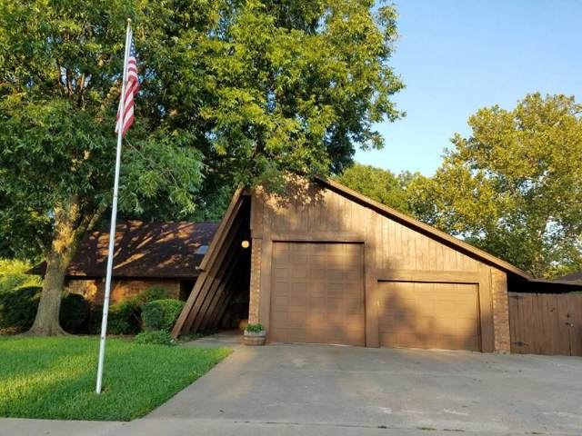 2302 NW Ivanhoe Pl, Lawton, OK 73505 (MLS #154236) :: Pam & Barry's Team - RE/MAX Professionals