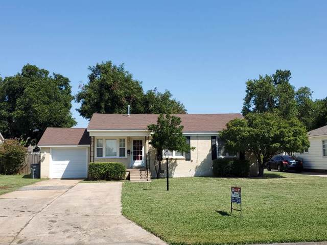 1907 NW Dearborn Ave, Lawton, OK 73507 (MLS #154243) :: Pam & Barry's Team - RE/MAX Professionals