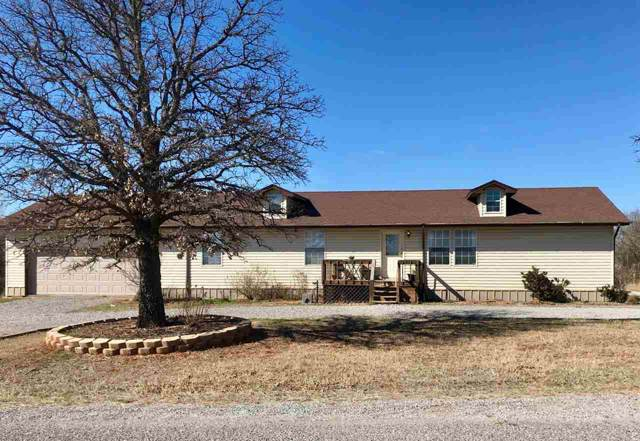 275670 Nabor, Marlow, OK 73055 (MLS #154271) :: Pam & Barry's Team - RE/MAX Professionals
