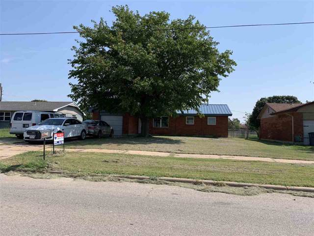 708 SW 52nd St, Lawton, OK 73505 (MLS #154273) :: Pam & Barry's Team - RE/MAX Professionals