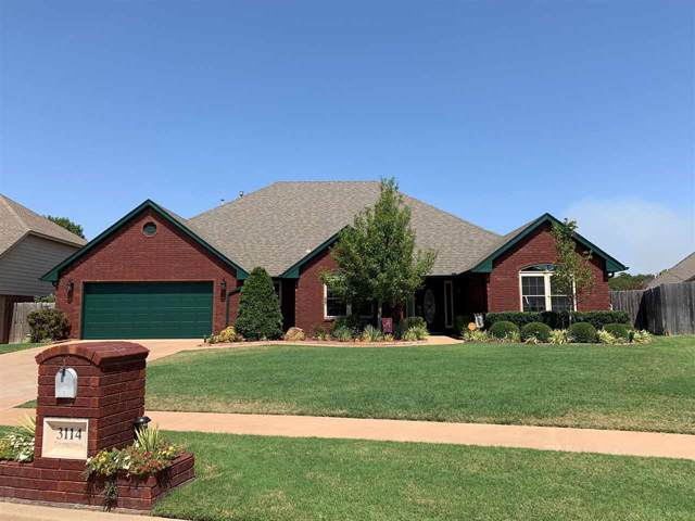 3114 NE Georgetown Ave, Lawton, OK 73507 (MLS #154290) :: Pam & Barry's Team - RE/MAX Professionals
