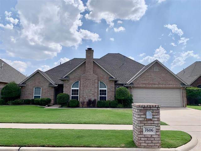 7606 NW Chesley Dr, Lawton, OK 73505 (MLS #154314) :: Pam & Barry's Team - RE/MAX Professionals