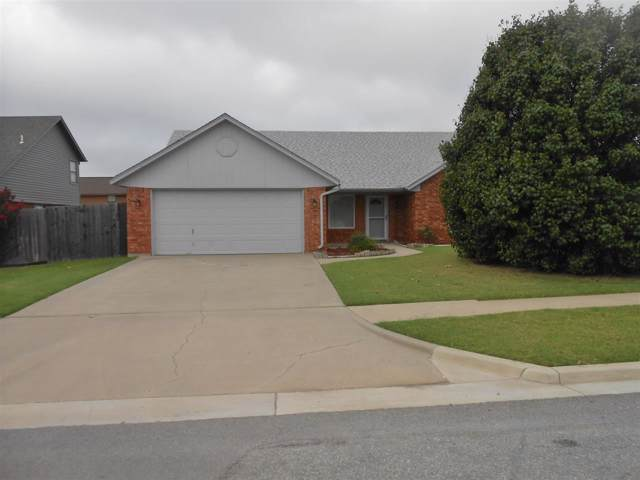 1903 SW 43rd St, Lawton, OK 73505 (MLS #154335) :: Pam & Barry's Team - RE/MAX Professionals