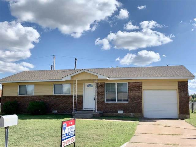 4406 NW Denver Ave, Lawton, OK 73505 (MLS #154348) :: Pam & Barry's Team - RE/MAX Professionals