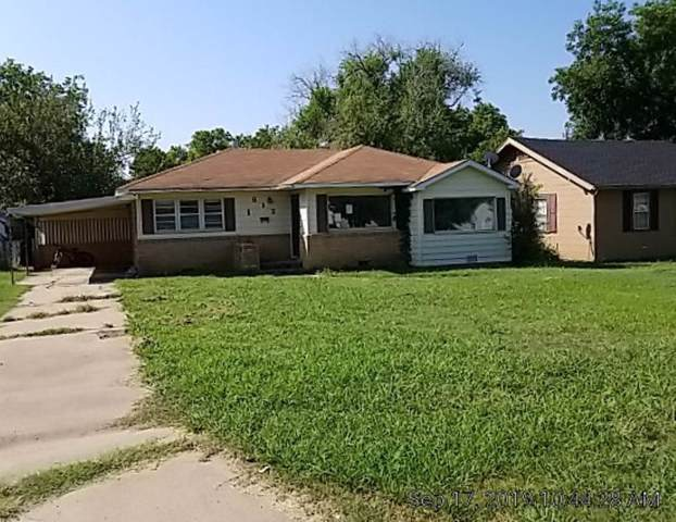 612 North Ave, Comanche, OK 73529 (MLS #154417) :: Pam & Barry's Team - RE/MAX Professionals