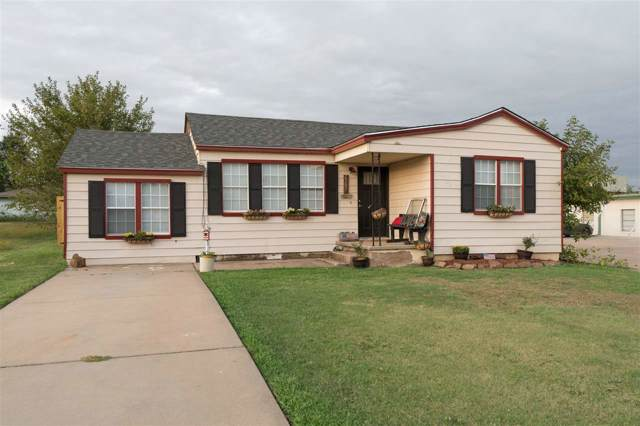 2507 SW E Ave, Lawton, OK 73507 (MLS #154478) :: Pam & Barry's Team - RE/MAX Professionals