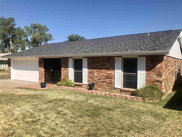 309 NE 48th St, Lawton, OK 73507 (MLS #154533) :: Pam & Barry's Team - RE/MAX Professionals