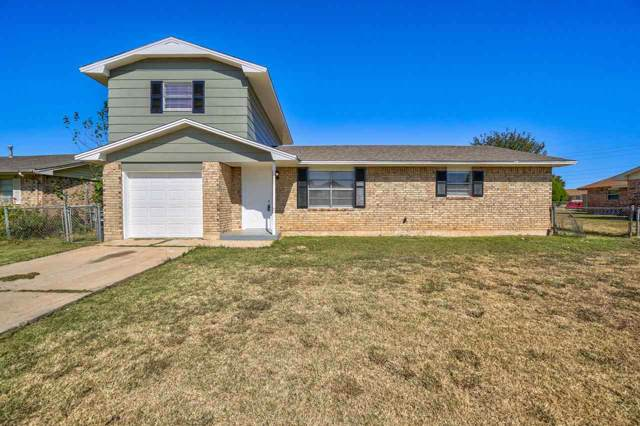 406 SW 68th St, Lawton, OK 73505 (MLS #154537) :: Pam & Barry's Team - RE/MAX Professionals