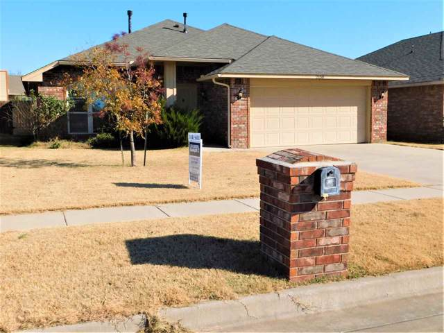 2158 SW 43rd St, Lawton, OK 73501 (MLS #154545) :: Pam & Barry's Team - RE/MAX Professionals