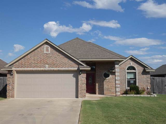 403 NW Granite Ave, Lawton, OK 73527 (MLS #154564) :: Pam & Barry's Team - RE/MAX Professionals
