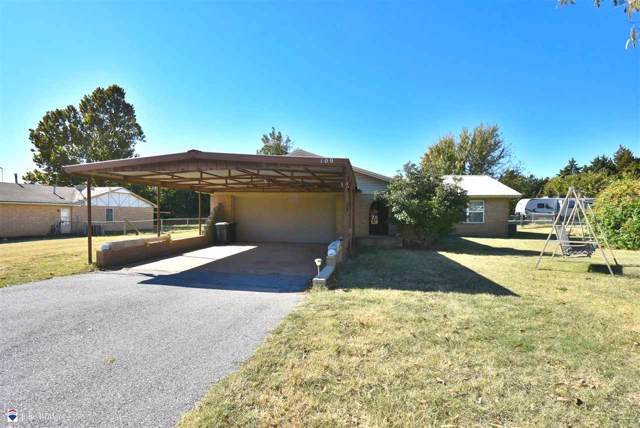 109 S Sycamore St, Fletcher, OK 73541 (MLS #154573) :: Pam & Barry's Team - RE/MAX Professionals