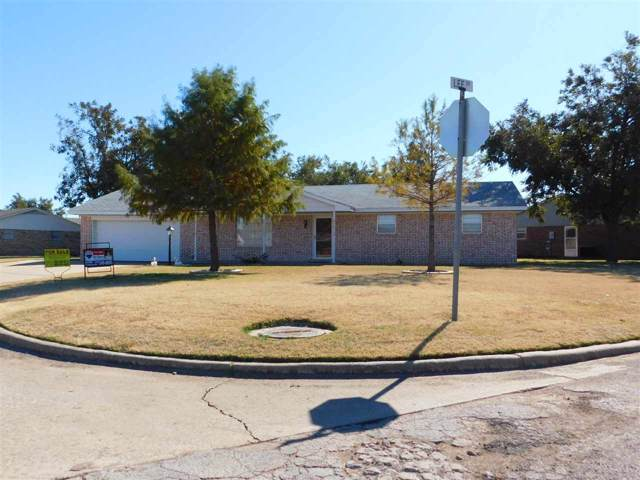 114 W 12th St, Snyder, OK 73566 (MLS #154611) :: Pam & Barry's Team - RE/MAX Professionals