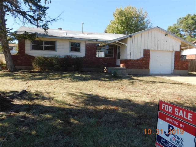 1516 NW 43rd St, Lawton, OK 73505 (MLS #154651) :: Pam & Barry's Team - RE/MAX Professionals