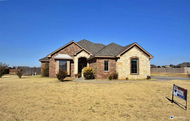 358 NE Creekside Dr, Elgin, OK 73538 (MLS #154669) :: Pam & Barry's Team - RE/MAX Professionals