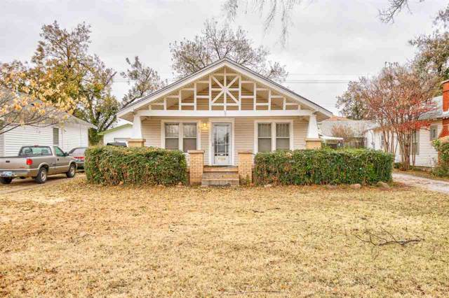 611 NW Euclid Ave, Lawton, OK 73507 (MLS #154687) :: Pam & Barry's Team - RE/MAX Professionals