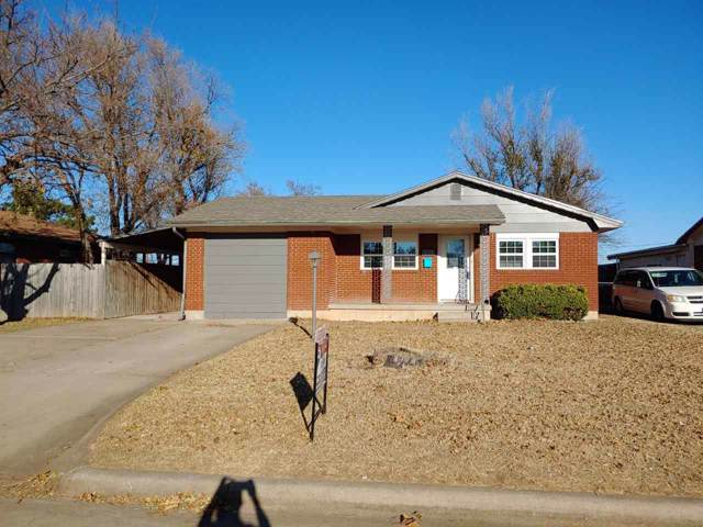2259 NW 40th St, Lawton, OK 73505 (MLS #154691) :: Pam & Barry's Team - RE/MAX Professionals