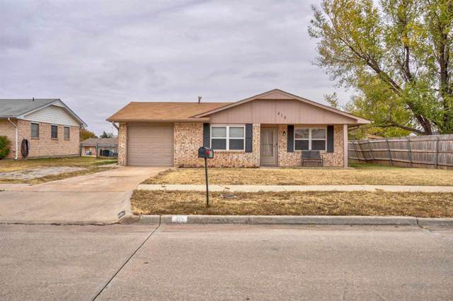 410 SW 74th St, Lawton, OK 73505 (MLS #154697) :: Pam & Barry's Team - RE/MAX Professionals