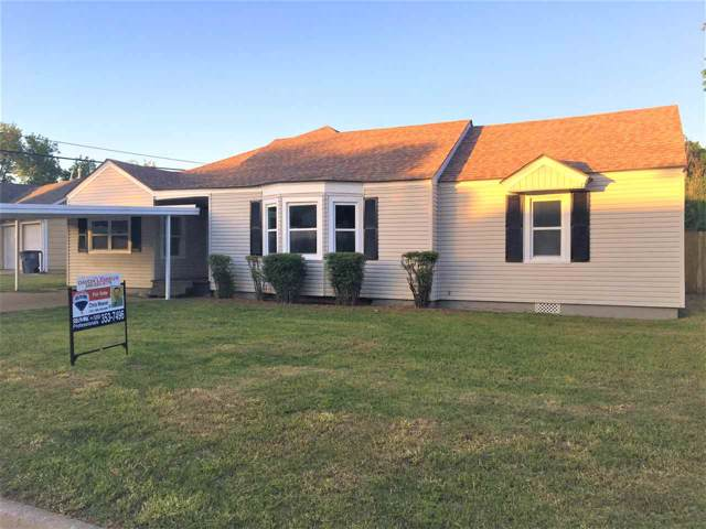1211 NW Parkview Blvd, Lawton, OK 73507 (MLS #154708) :: Pam & Barry's Team - RE/MAX Professionals