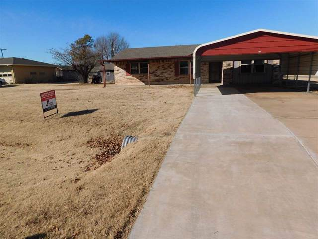 603 S Myers Rd, Apache, OK 73006 (MLS #154745) :: Pam & Barry's Team - RE/MAX Professionals