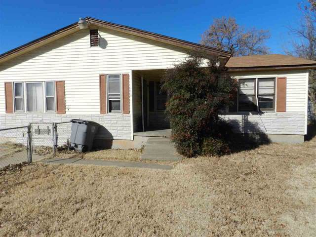 1411 NW Williams Ave, Lawton, OK 73507 (MLS #154748) :: Pam & Barry's Team - RE/MAX Professionals