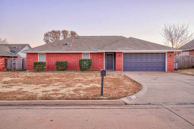 4827 SE Brown Ave, Lawton, OK 73501 (MLS #154764) :: Pam & Barry's Team - RE/MAX Professionals