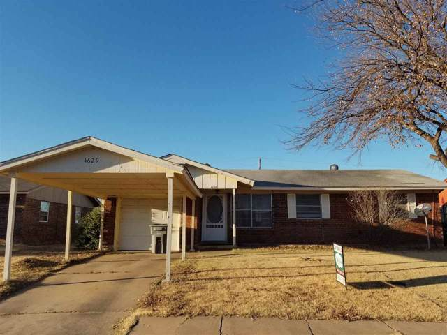 4629 SW H Ave, Lawton, OK 73505 (MLS #154777) :: Pam & Barry's Team - RE/MAX Professionals