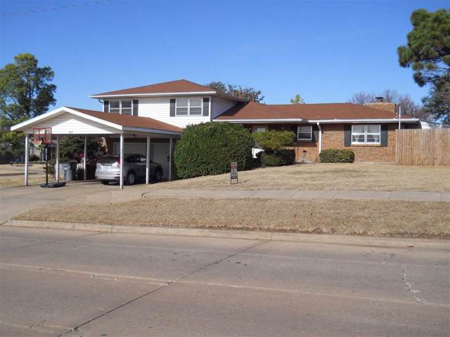 4803 NW Meadowbrook Dr, Lawton, OK 73505 (MLS #154803) :: Pam & Barry's Team - RE/MAX Professionals