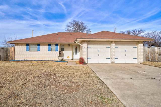 2811 NW Hilltop Dr, Lawton, OK 73507 (MLS #154815) :: Pam & Barry's Team - RE/MAX Professionals