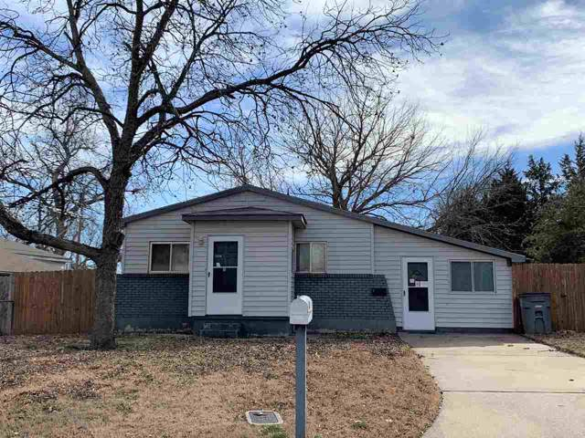 510 NW Glendale Dr, Lawton, OK 73507 (MLS #154817) :: Pam & Barry's Team - RE/MAX Professionals