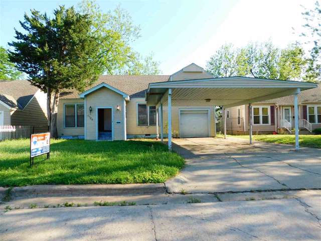 1724 NW Elm Ave, Lawton, OK 73507 (MLS #154822) :: Pam & Barry's Team - RE/MAX Professionals