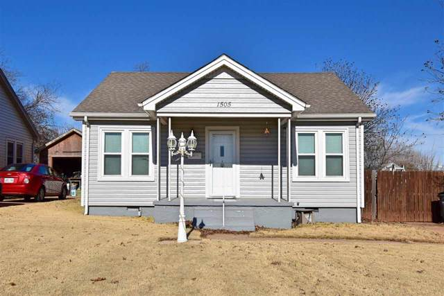 1505 SW B Ave, Lawton, OK 73501 (MLS #154828) :: Pam & Barry's Team - RE/MAX Professionals