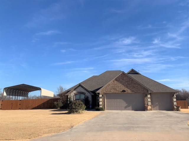 74 NW Mountain Ridge Dr, Lawton, OK 73507 (MLS #154850) :: Pam & Barry's Team - RE/MAX Professionals
