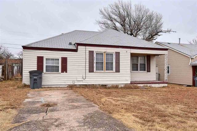 2513 SW A Ave, Lawton, OK 73505 (MLS #154852) :: Pam & Barry's Team - RE/MAX Professionals