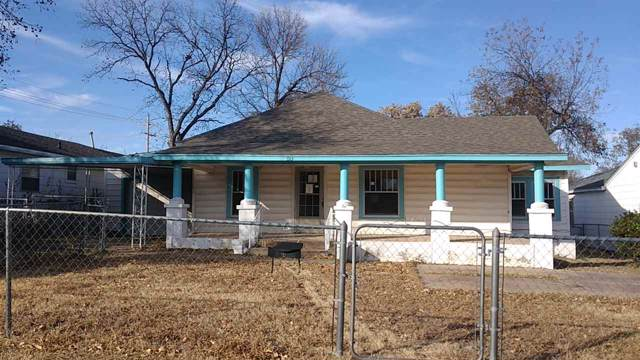 1513 SW B Ave, Lawton, OK 73501 (MLS #154889) :: Pam & Barry's Team - RE/MAX Professionals
