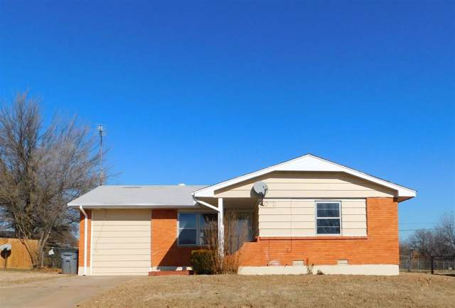 4303 NW Pollard Ave, Lawton, OK 73505 (MLS #154892) :: Pam & Barry's Team - RE/MAX Professionals