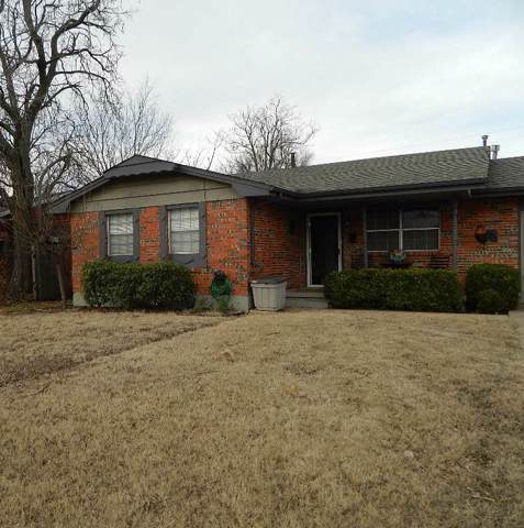 406 NW 53rd St, Lawton, OK 73505 (MLS #154893) :: Pam & Barry's Team - RE/MAX Professionals