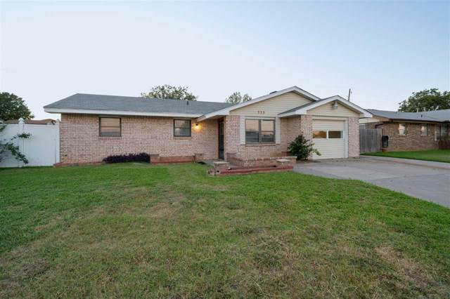 323 SW 74th St, Lawton, OK 73505 (MLS #154954) :: Pam & Barry's Team - RE/MAX Professionals