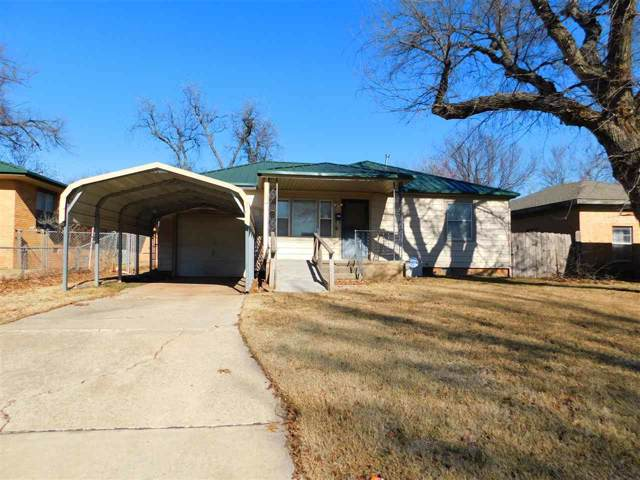 713 SW Jefferson Ave, Lawton, OK 73501 (MLS #154959) :: Pam & Barry's Team - RE/MAX Professionals