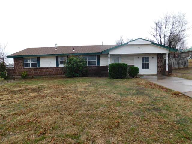 4302 NW Floyd Ave, Lawton, OK 73505 (MLS #154969) :: Pam & Barry's Team - RE/MAX Professionals