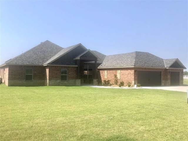 185 SW Elk Creek Loop, Cache, OK 73527 (MLS #154971) :: Pam & Barry's Team - RE/MAX Professionals