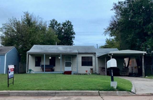 1416 NW Lincoln Ave, Lawton, OK 73507 (MLS #154991) :: Pam & Barry's Team - RE/MAX Professionals