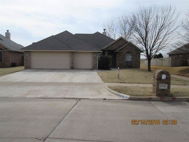 6710 SW Driftwood Dr, Lawton, OK 73505 (MLS #154994) :: Pam & Barry's Team - RE/MAX Professionals