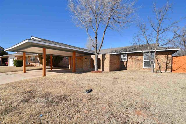 325 NW 63rd St, Lawton, OK 73505 (MLS #155013) :: Pam & Barry's Team - RE/MAX Professionals