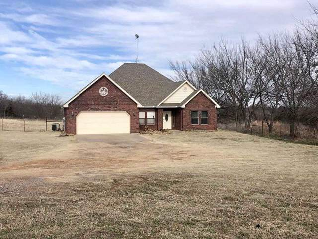 13162 NE 146th St, Fletcher, OK 73541 (MLS #155046) :: Pam & Barry's Team - RE/MAX Professionals