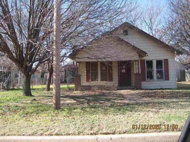 511 S 11th St, Duncan, OK 73533 (MLS #155050) :: Pam & Barry's Team - RE/MAX Professionals