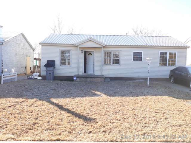 1706 NW Ozmun Ave, Lawton, OK 73507 (MLS #155058) :: Pam & Barry's Team - RE/MAX Professionals