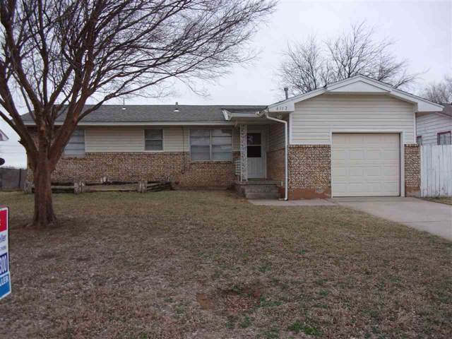6112 NW Euclid Ave, Lawton, OK 73505 (MLS #155124) :: Pam & Barry's Team - RE/MAX Professionals