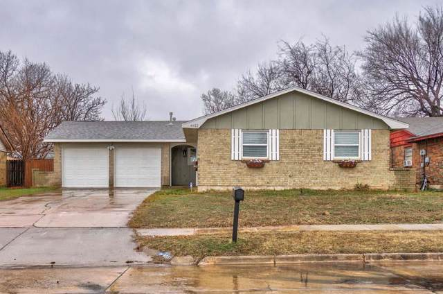 4612 NE Bell Ave, Lawton, OK 73507 (MLS #155186) :: Pam & Barry's Team - RE/MAX Professionals