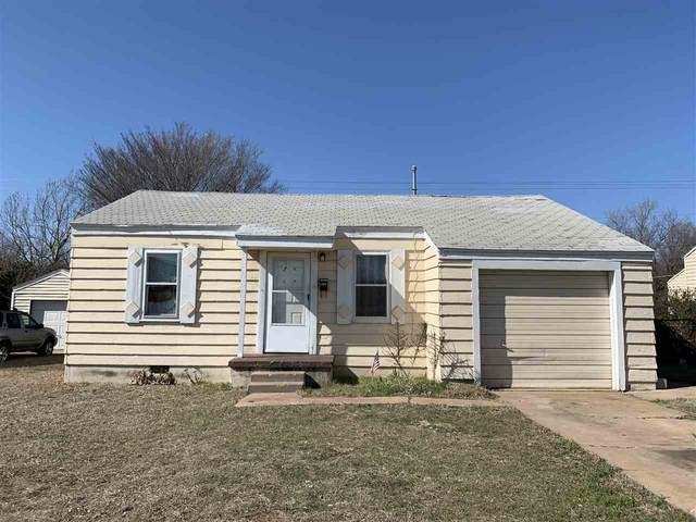 1704-1706 NW Sheridan Rd, Lawton, OK 73507 (MLS #155195) :: Pam & Barry's Team - RE/MAX Professionals